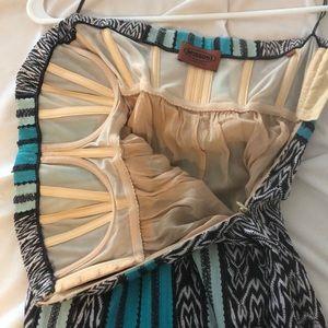 Missoni Dresses - Missoni strapless dress!